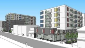 Two affordable housing projects planned for Gottingen Street