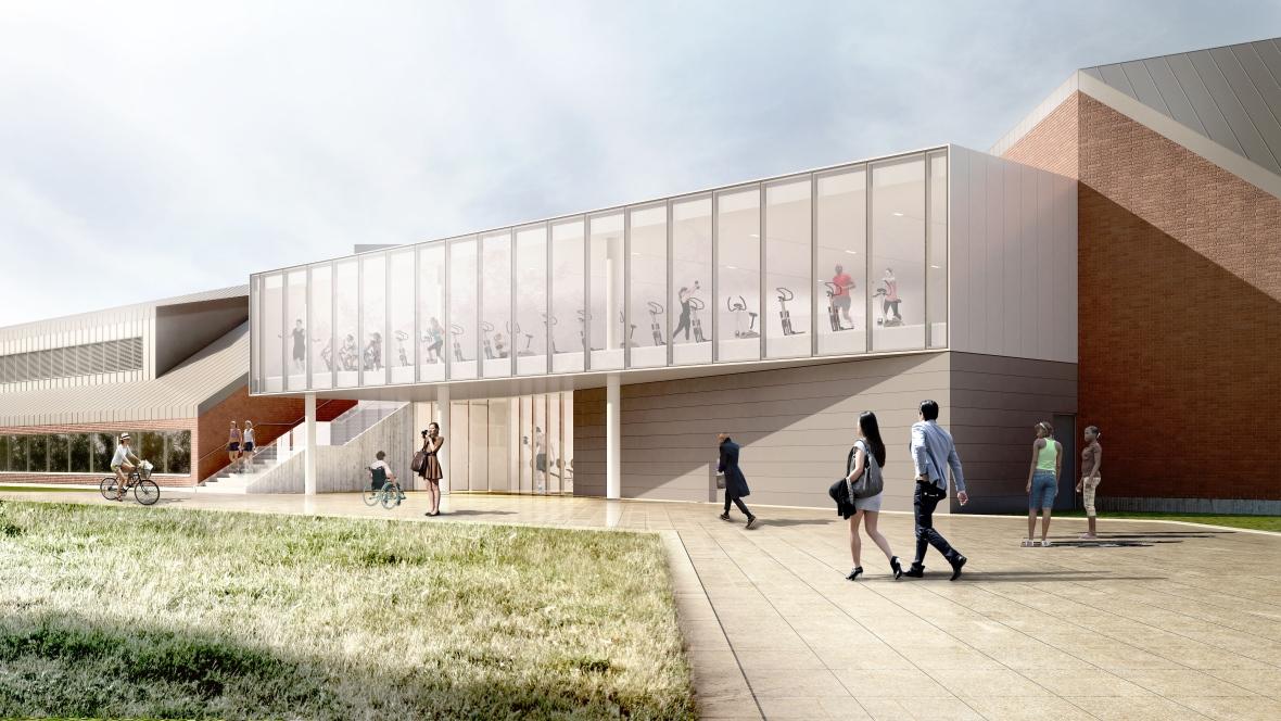 Concept Plan for Sportsplex Reno